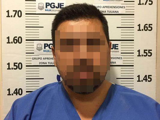 Capturan a hombre acusado de trata de personas