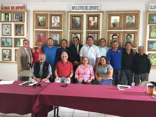 Formarán patronato pro Museo de la Fama del Fútbol