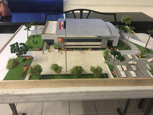 Construirán gimnasio  en Secundaria ETI 1
