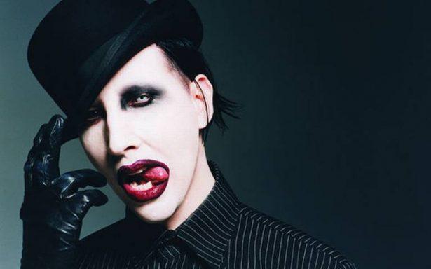 [Video] ¡Hospitalizan a Marilyn Manson! Es aplastado por escenografía en pleno concierto