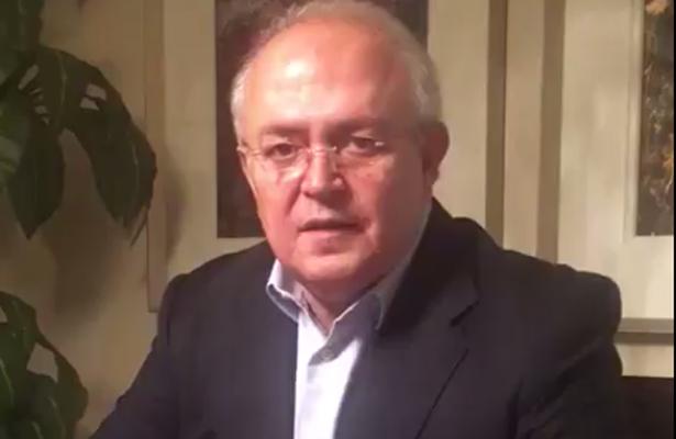 [Video] Divide al PAN de BC salida de Margarita