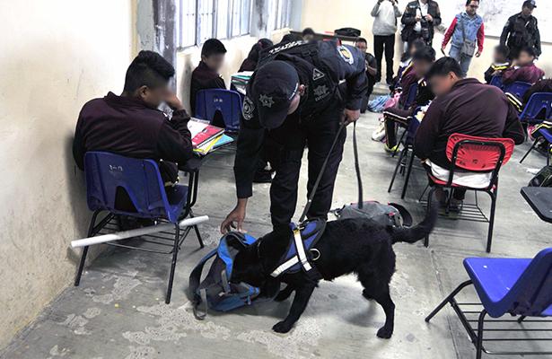 Estudiante con arma ingresará a programa Policía Juvenil