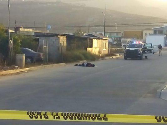 Arrecia violencia en Ensenada; 2 ejecutados más
