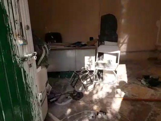 [Video] Denuncian vandalismo y robo en jardín de niños