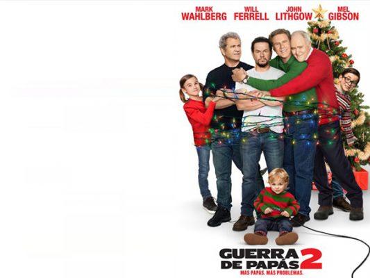 Guerra de Papás 2 llega al cine