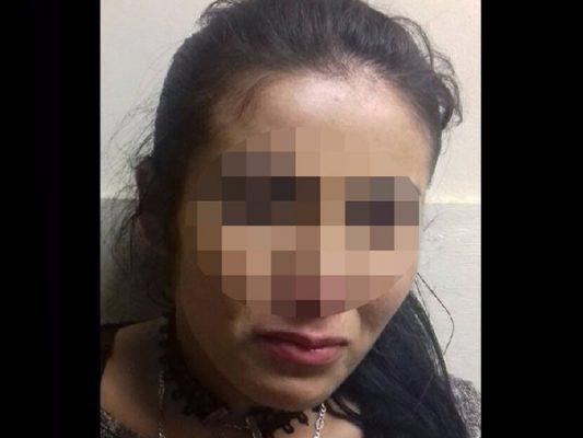 Aseguró policía municipal a mujer por robo con violencia
