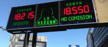 DÓLAR: Tipo de cambio en Tijuana 💲