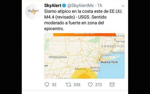 Sismo magnitud 6 sacude el sureste de Irán