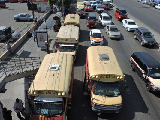 Transporte masivo, con mayor número de quejas