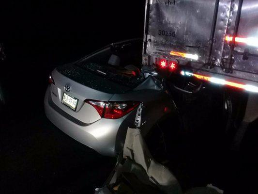 Mueren 7 personas en accidentes viales