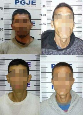 Cuatro vinculaciones a proceso por robo con violencia