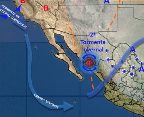 Clima en Tijuana, bajan la temperatura ❄️