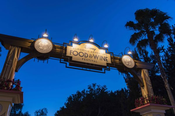Disney California Adventure Food & Wine Festival 2018
