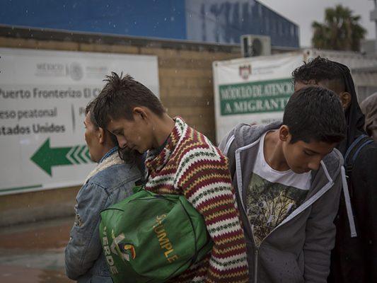 Difícil, lograr asilo político  en EU: INM