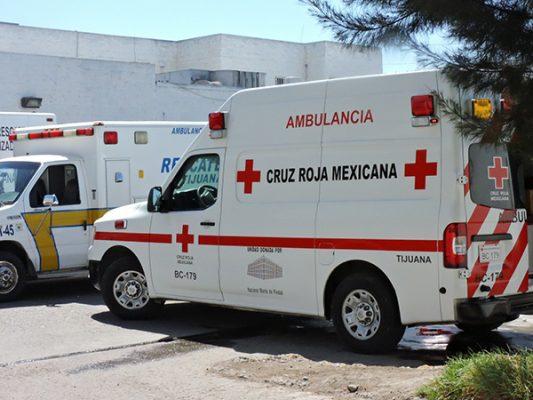 Se duplica número de heridos en la Cruz Roja; van 1,648