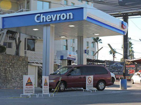 Chevron construirá estructura propia