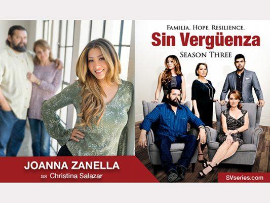 Joanna Zanella, con nuevas oportunidades