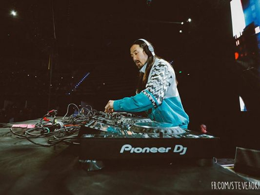 Steve Aoki lanza sencillo All Night