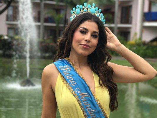 Coronan a tijuanense como Reina Mundial del Oro 2017