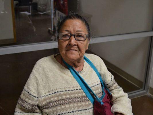 Ella es procedente de Durango y pide ayuda para localizar a sus hijos