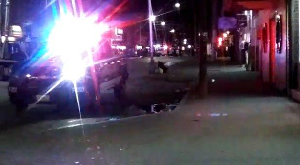 [Videos] Ejecutan a un hombre en la Zona Centro