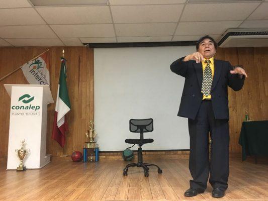 Un privilegio ser narrador deportivo: Ítalo Villarreal