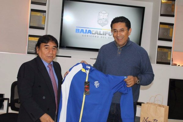 Recibió Saúl Castro a Ítalo Villarreal