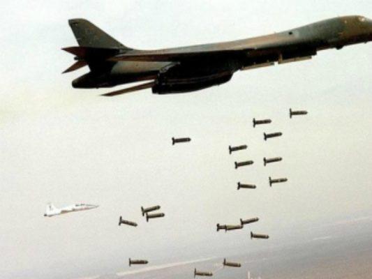 Bombarderos rusos atacan objetivos del Estado Islámico en Siria