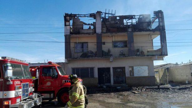 Se incendian departamentos en la Tomás Aquino [FOTOS]