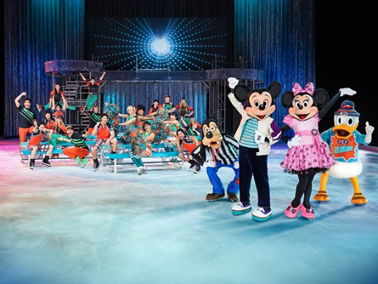 Disney On Ice presents Follow Your Heart!