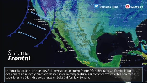 Persistirá ambiente frío esta mañana en la CDMX