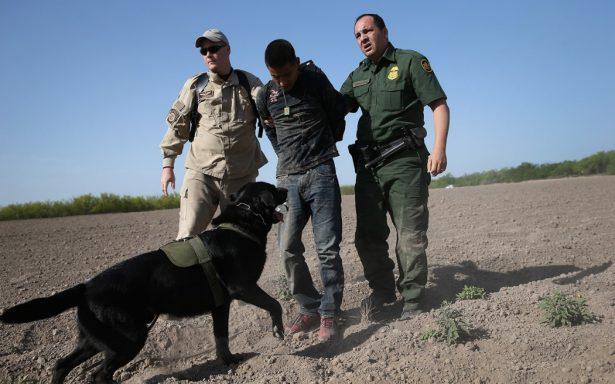 Se reduce el cruce ilegal de migrantes