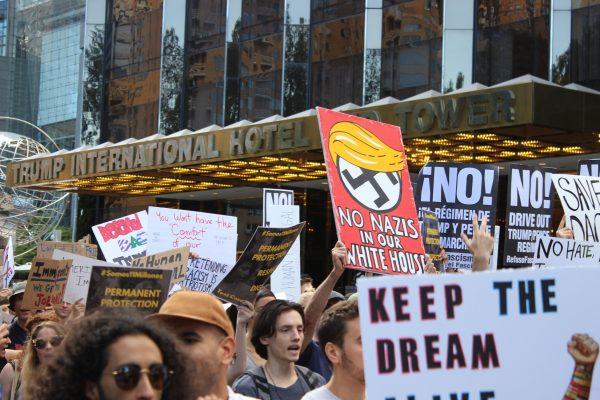 El futuro de dreamers es incierto  con Trump