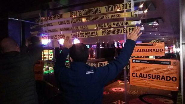Explica Ayuntamiento Clausura de Casino Arenia