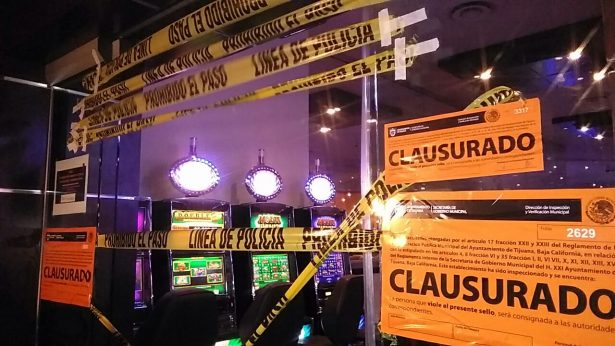 Clausuran por tercera ocasión  Casino Arenia [VIDEOS]