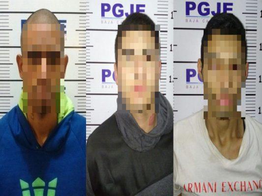 Cárcel para tres 3 que robaban autos a punta de pistola