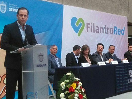 Premian a empresas del programa FilantroRed