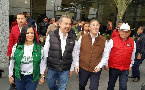 PRI redoblará esfuerzos contra corrupción e impunidad: Meade