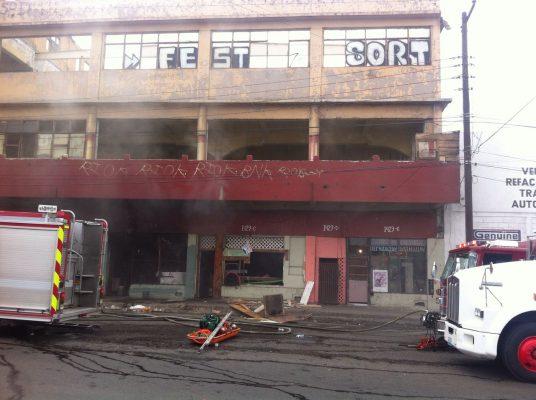 """Atienden reporte de incendio en un """"picadero"""" Por la Onceava"""