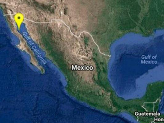 Reportan sismos de 4.5 en BC
