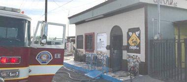 Incendio en centro de rehabilitación detona en clausura
