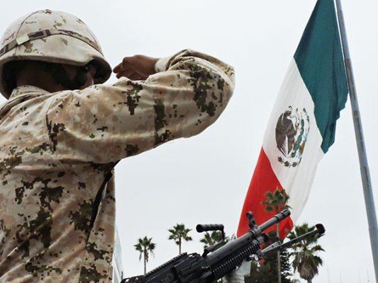 Reconocen labor del Ejército mexicano