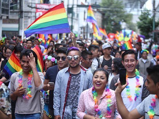 60% de la comunidad gay, desempleada