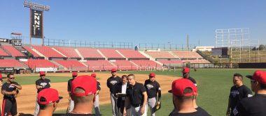 Toros de Tijuana, trabajando con miras al nuevo torneo