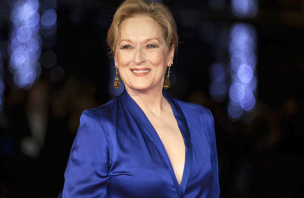 Meryl Streep critica a  Weinstein, productor acusado de acoso sexual