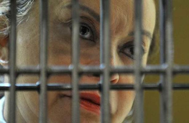 Continúa delicada Elba Esther Gordillo; la trasladan a hospital del Pedregal