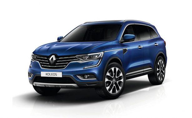 Renault Koleos o el placer de conducir un crossover