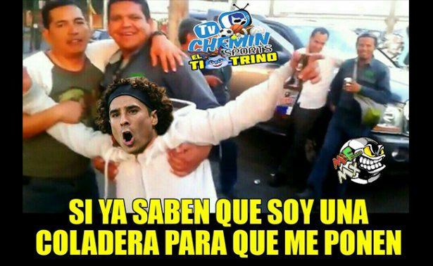 Los mejores memes México vs EU en el Azteca