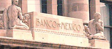 El panorama económico del país se deterioró: Banxico