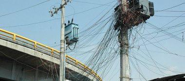 Investigan robo de electricidad en Guadalajara